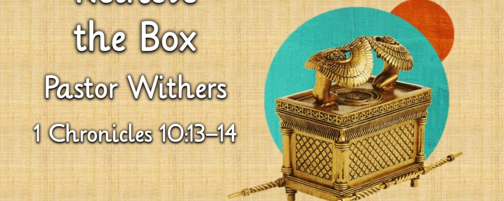 Retrieve the Box